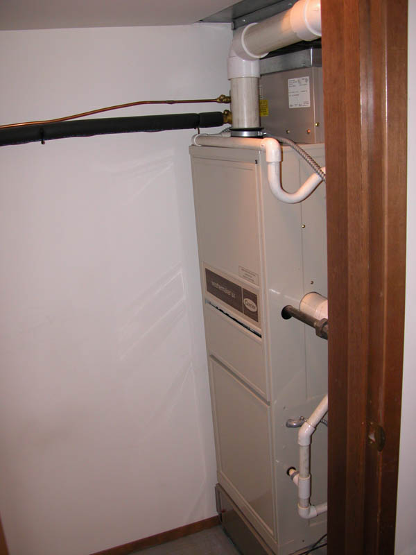 Check your furnace